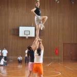 大阪キッズワンデークリニックの練習へ行ってきました!