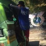 フィリピンで、面白いTシャツを着てる人を見ました!
