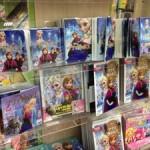 『アナと雪の女王【FROZEN】』英語版の絵本をGETしました!