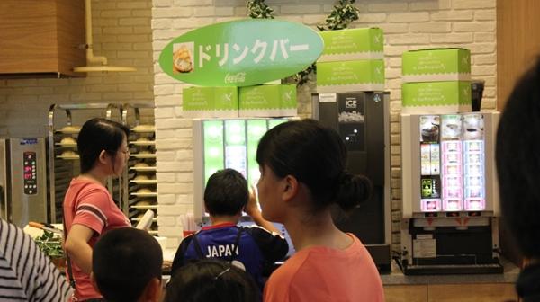 ライカム イオン おすすめ 沖縄 初出店 メロンパンアイス2