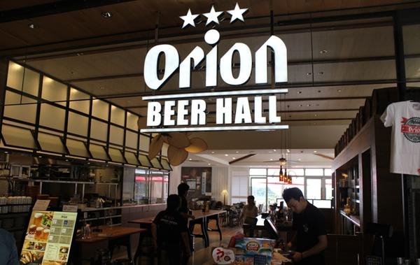 ライカム オリオンビール カフェ 書店2