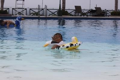 かりゆしビーチリゾート プール 料金 ランチ タオル1