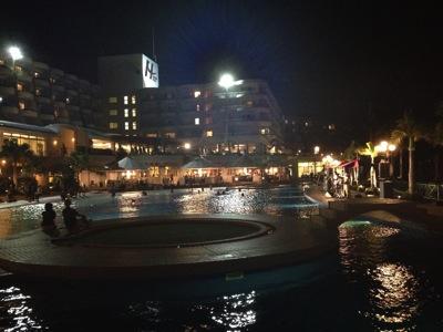 かりゆしビーチリゾート プール 料金 ランチ タオル4