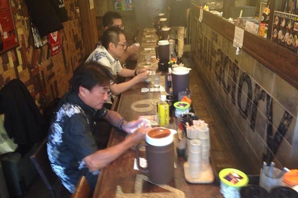 沖縄 那覇 県庁前 ラーメン 美味しい もとなり12
