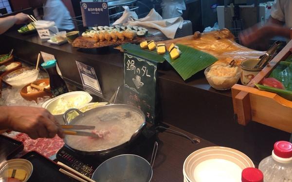 沖縄 ランチ バイキング おすすめ 安い 割烹えびす7